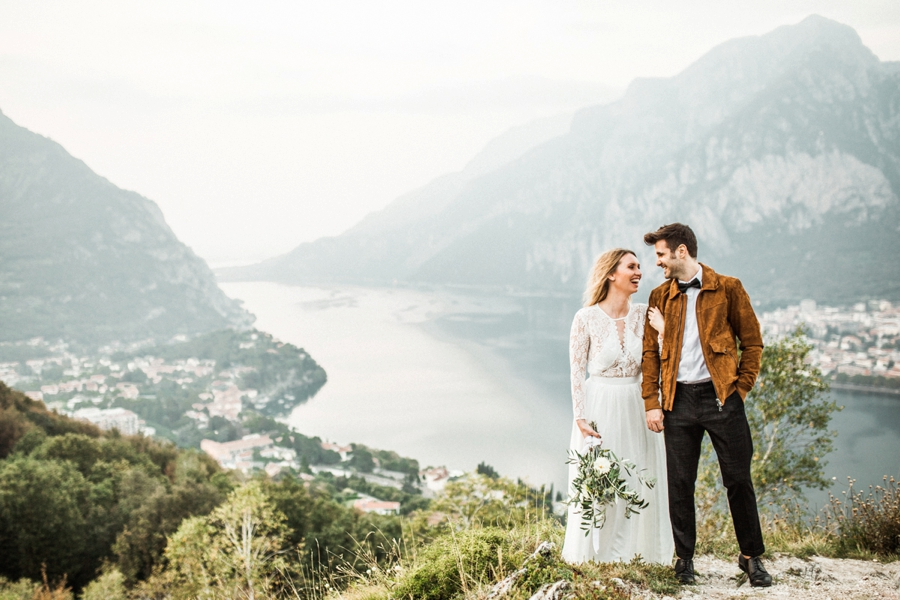 Destination bridal shoot Italie Lake Como door Nienke van Denderen Fotografie-35